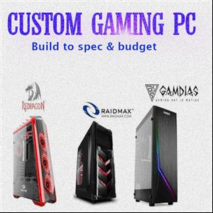 Custom Gaming PC Builds   to Budget & Needs| Computer