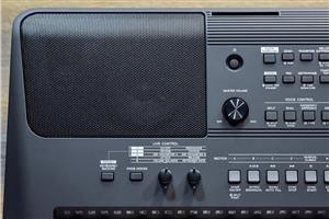 Yamaha PSR-E463 61-Key Touch Response 48-Note Polyphony Digital Keyboard