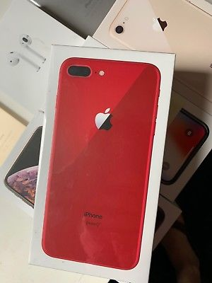Apple iPhone 8 Plus (RED PRODUCT) 256GB