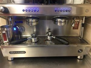Magrini barista coffee machine for sale