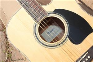 Ibanez PF15ECE-NT Acoustic Electric Guitar