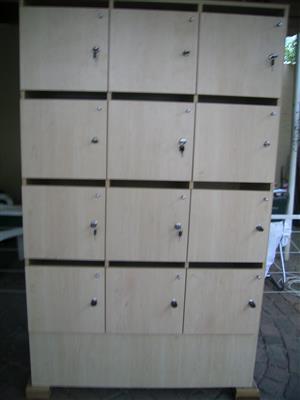 Pidgeon Hole Cabinet