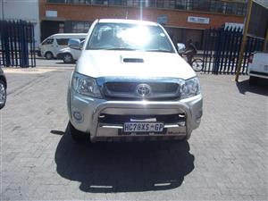 2009 Toyota Hilux 3.0D 4D Raider