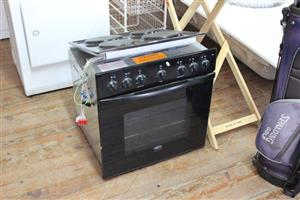 4 Plate Defy mini stove and oven for sale