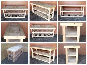 Dresser Farmhouse series 1650 - Raw