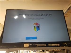 Samsung 48 inch smart UHD FHD TV with original remote control