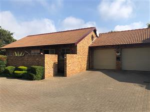 Beautiful and Spacious 3 bedroom home for rent in Wierda Park, Centurion
