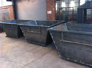 waste bins &  trailers