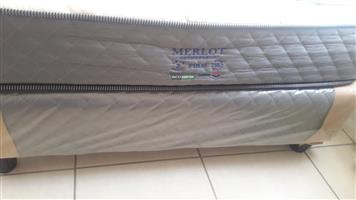 Urgent Sale of Double Bed (Only a year old)