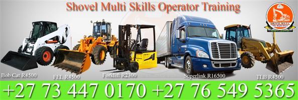 mining machinery training and Dump truck training SHOVEL MULTI SKILLS TRAINING CENTRE +27765495365 +27734470170