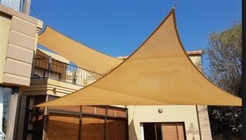 Coolaroo shade net