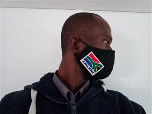 Three layers fabric Face masks