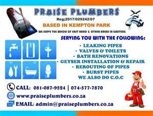Praise Plumbers