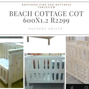beach cottage cots