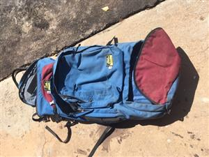 Back Packer - Touring Bags