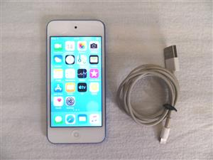 Apple iPod Touch 2018 128GB 6th Generation Blue in Mint Condition