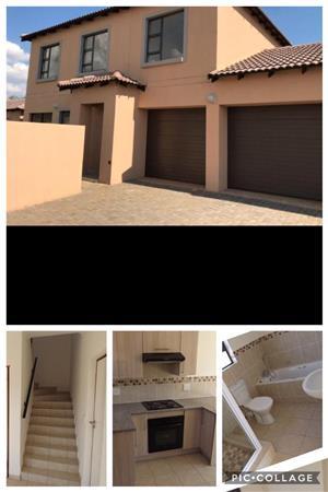 Brand new 3 bedroom home Montana/Pretoria