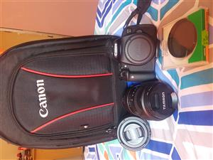 Canon 700d DSLR Camera