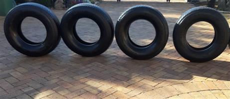 General Grabber Tyres 265/70/R16