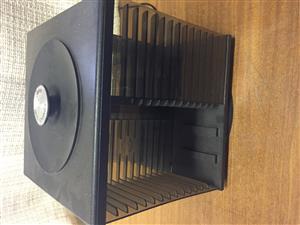 CD Storage.