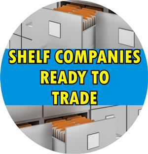 SHELF CC - 2010- WITH VAT REGISTRATION and 2012 SHELF PTY LTD Co's-COMPLIANT AND READY TO TRADE