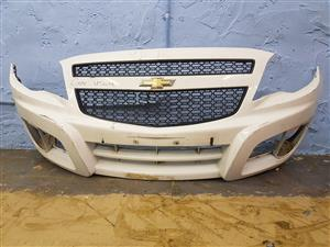 CHEVROLET UTILITY FRONT BUMPER AVAILABLE