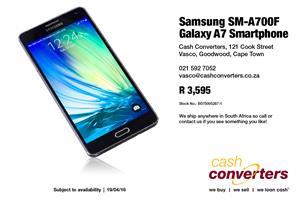 Samsung SM-A700F Galaxy A7 Smartphone