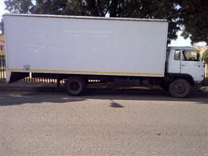Truck for hire delivery
