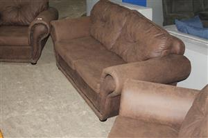 3 piece lounge suite S036831A #Rosettenvillepawnshop