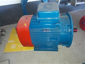 Electric motor 55 kw with certificate