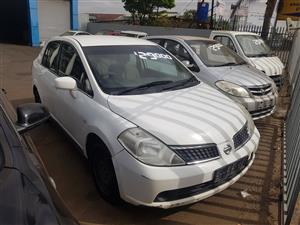 2009 Nissan Tiida hatch 1.6 Acenta
