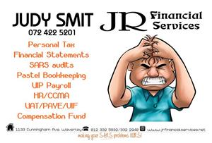 JR Financial Services and General Bookkeeping