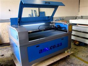 LC-9060/D150 TruCUT Standard Range 900x600mm Cabinet Type, Double Laser Head Laser Cutting