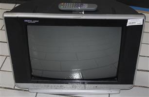 Panasonic 54cm tv with remote S036555A #Rosettenvillepawnshop