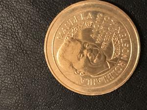 Mandela Gold Coin