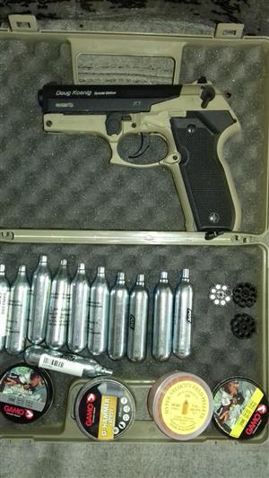Gamo gas gun