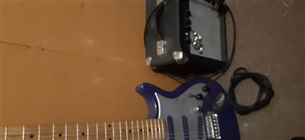 Beringer vintage guitar