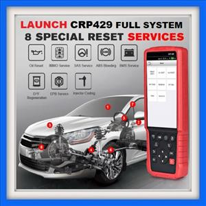 Launch X431 CRP429 Full-System OBD2 Diagnostic / Code Reader