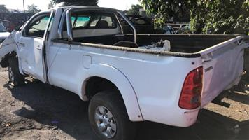 Toyota Hilux 3lt D4D 2007 Stripping for spares️