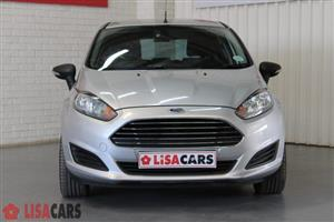 2014 Ford Fiesta 1.4 5 door Ambiente