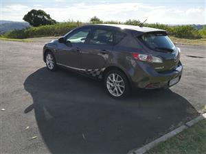 2012 Mazda Mazda3 hatch MAZDA3 1.5 DYNAMIC 5DR