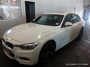 2017 BMW 3 Series 320d M Performance Edition sports auto