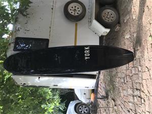 York longboard surfboard