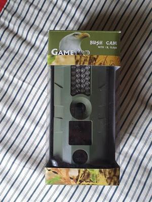 Bush cam for sale.