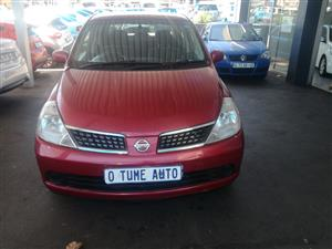 2007 Nissan Tiida sedan 1.6 Acenta