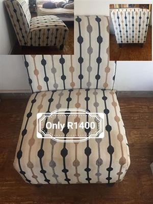1 Seater bank te koop