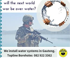 Borehole Drilling and Irrigation Services in Gauteng by Topline Boreholes.