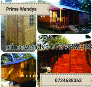 All types of Wendy houses