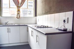 Semi-furnished beautiful bachelor apartments now available at Mooi City