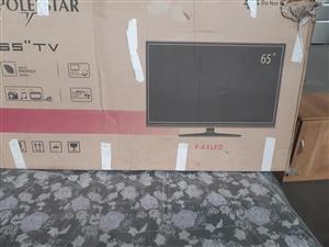 Polestar 55' flatscreen tv